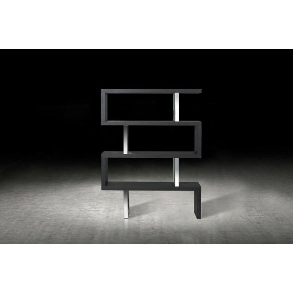 Rhee Standard Bookcase by Orren Ellis