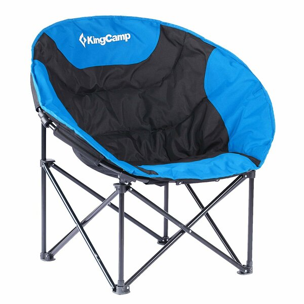 Amaud Moon Leisure Folding Camping Chair by Freepo