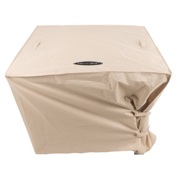 Square Water Resistant Fire Pit Cover by Dyna-Glo