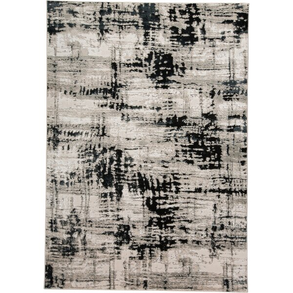 Dow Gray Area Rug by Williston Forge