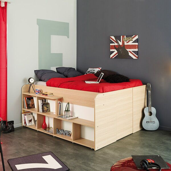 Lamont Storage Platform Bed by Viv + Rae