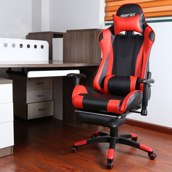 Ergonomic Gaming Chair by Symple Stuff