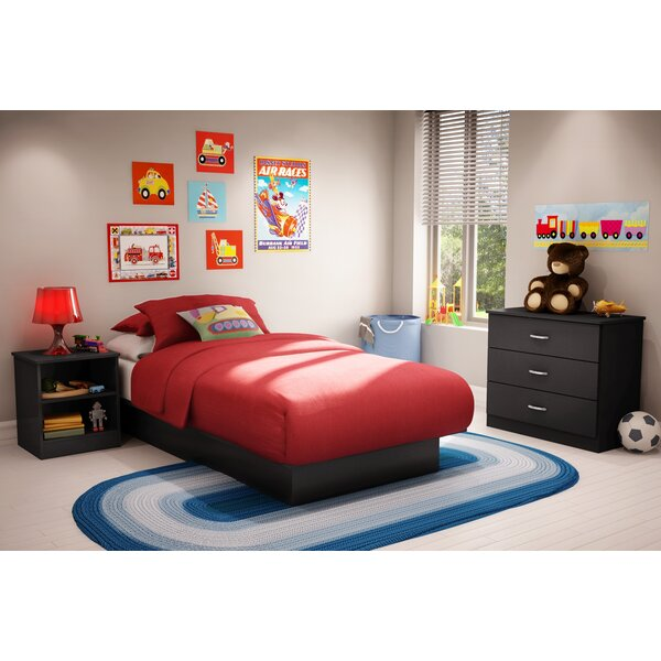 Libra Twin Platform Configurable Bedroom Set by South Shore