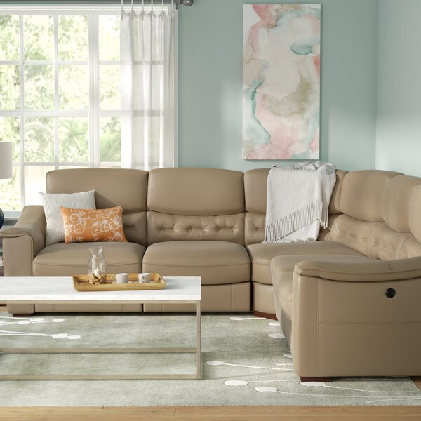 Bayside Reclining Sectional by Latitude Run