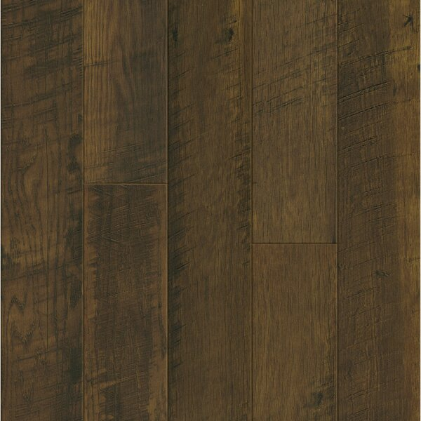 Architectural Remnant/Salvage 7.6 x 47.83 x 12mm Luxury Vinyl Laminate Flooring in Saddle/Mocha by Armstrong Flooring
