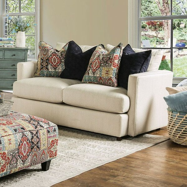Popular Brand Brette Loveseat by House of Hampton by House of Hampton