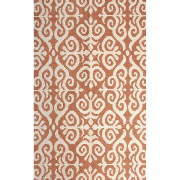Earth Marigold/Cream Indoor/Outdoor Area Rug by Tuft & Loom