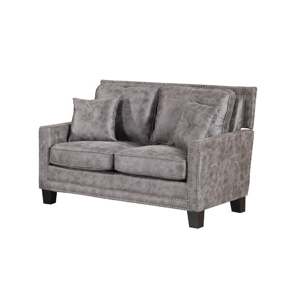 Dalley Loveseat by 17 Stories