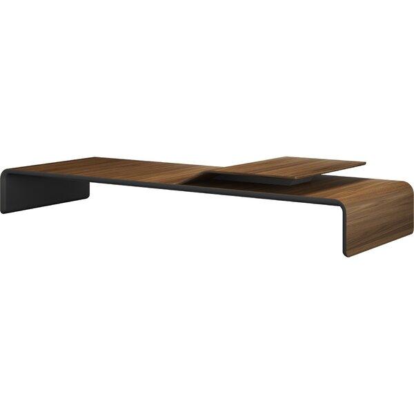 Millbank Sled Coffee Table By Modloft Black