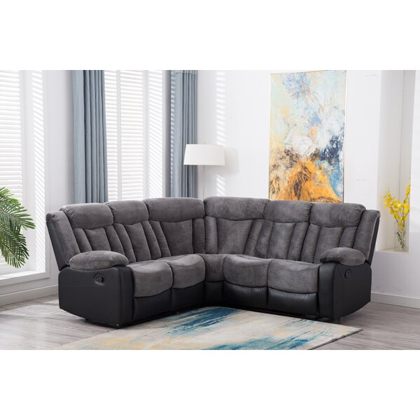 Esme Reclining Sectional by Milton Green Star