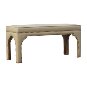 Lennon Occasional Upholstered Bench by Darby Home Co