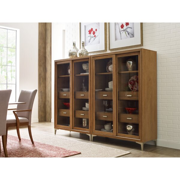 Hygge Lighted China Cabinet by Rachael Ray Home Rachael Ray Home