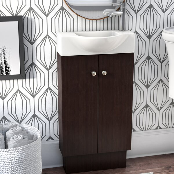 Knott 17 Single Bathroom Vanity Set by Zipcode Design