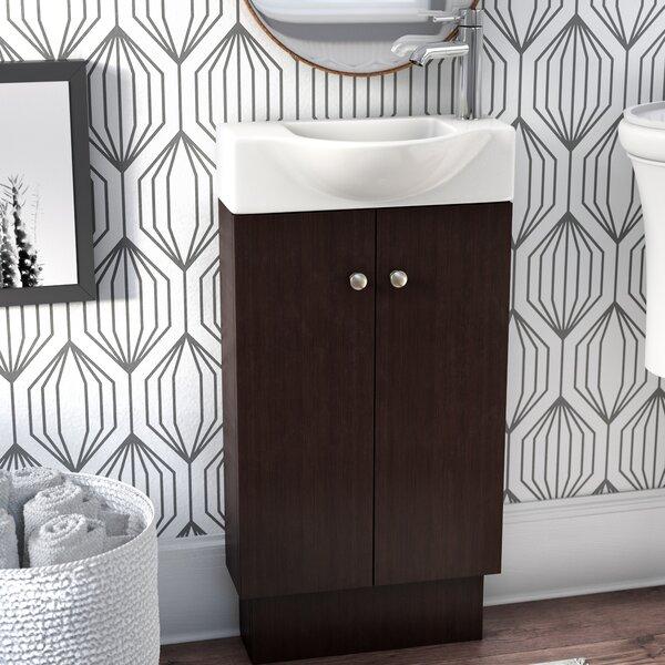 Knott 17 Single Bathroom Vanity Set by Zipcode Des