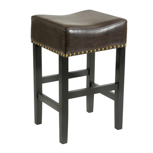 Lorraine 30 Bar Stool (Set of 2) by Alcott Hill