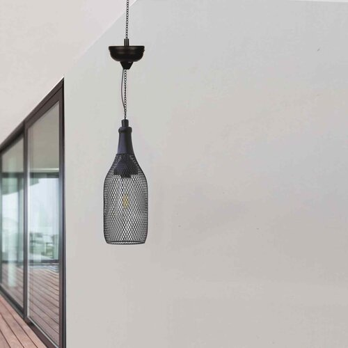 Gilleland Luxform Flamenco Solar 4 Light Outdoor Pendant