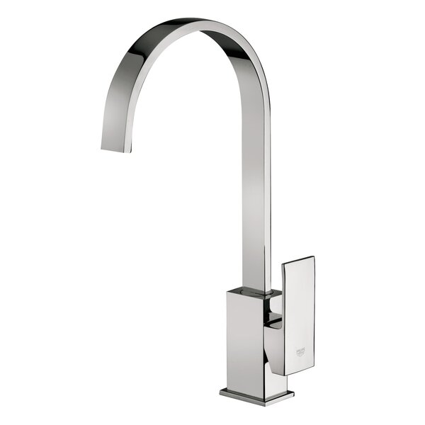 Elle Single Handle Kitchen Faucet by WS Bath Collections