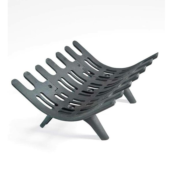 Cast Iron Fireplace Grate By Plow & Hearth