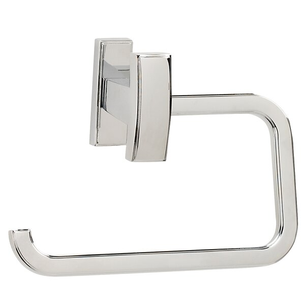 Arch Wall Mounted Single Post Toilet Paper Holder by Alno Inc