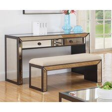 Console Table and Bench Set by BestMasterFurniture