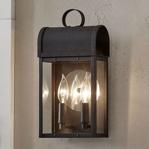 Outdoor Wall Lighting Youu0027ll Love | Wayfair
