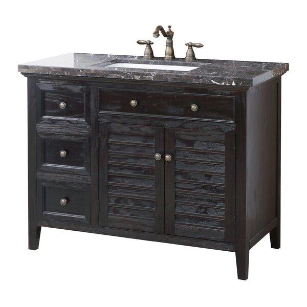 Vasquez 44 Bathroom Vanity Set by Gracie Oaks