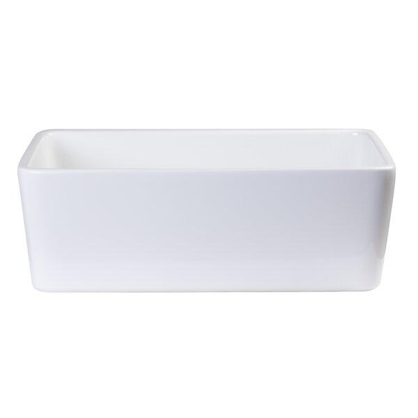 23 L x 16 W Farmhouse Kitchen Sink