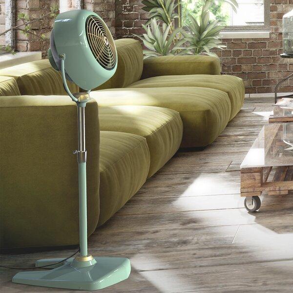 VFAN Sr. Pedestal Vintage Whole Room Air Circulator by Vornado