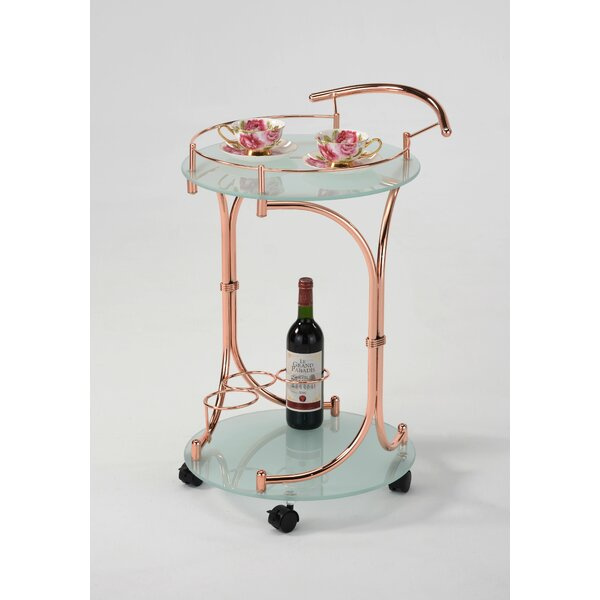 Cusick Bar Cart by Mercer41