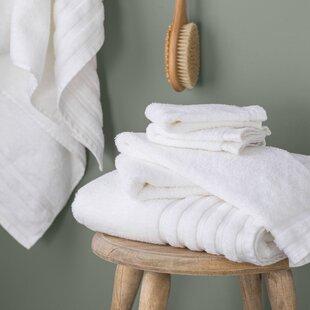 Arlington Pure Elegance 6 Piece 100% Turkish Cotton Towel Set