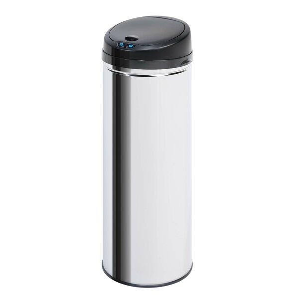 13 2 Gallon Motion Sensor Trash Can [Honey Can Do]