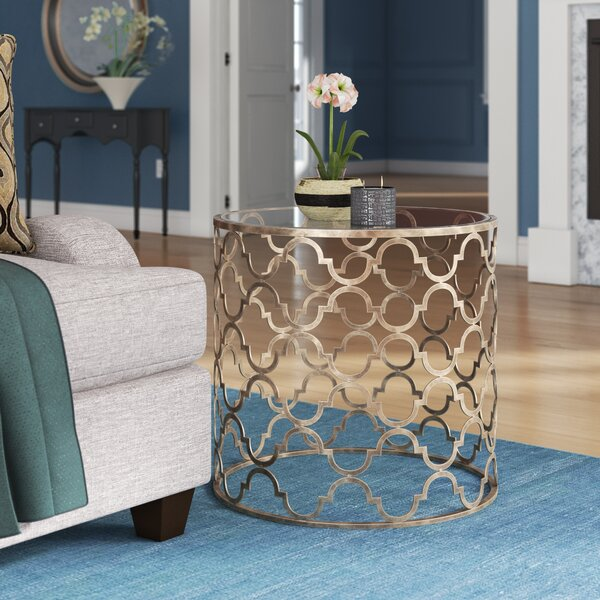 Lilianna End Table by Mercer41 Mercer41