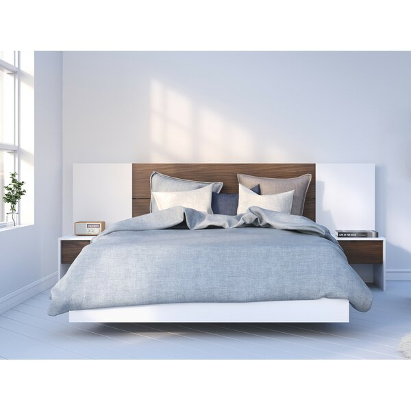 Kora Platform 3 Piece Bedroom Set by Union Rustic