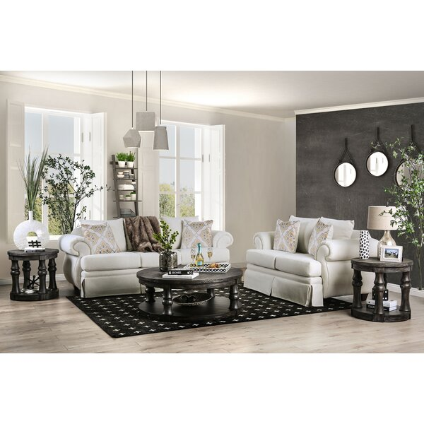 Kristen Configurable Living Room Set by Darby Home Co