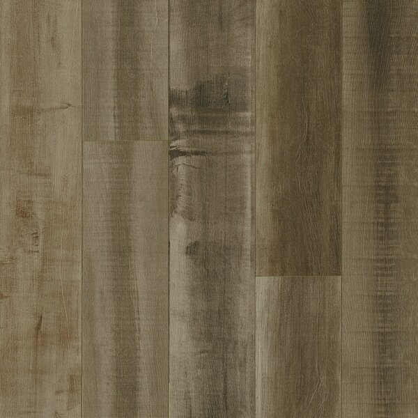 Architectural Remnant Global Reclaim 4.92 x 47.84 x 12mm Luxury Vinyl Laminate Flooring in Worldy Gris by Armstrong Flooring