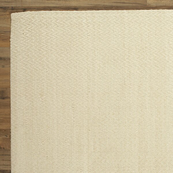 Isabella Hand-Woven Natural Area Rug by Birch Lane™