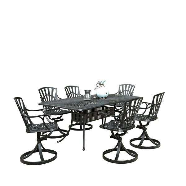 Frontenac 7 Piece Dining Set by Astoria Grand