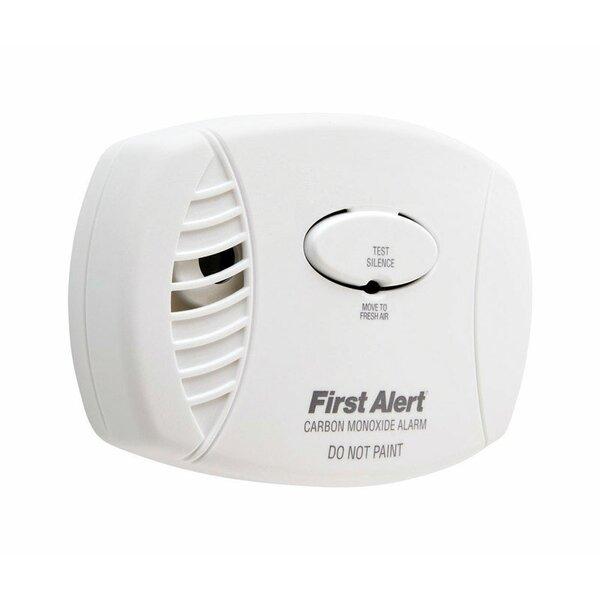 Battery Electrochemical Carbon Monoxide Alarm by First Alert