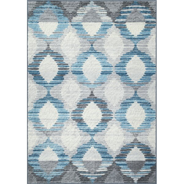 Horizons Blue Area Rug by Dalyn Rug Co.