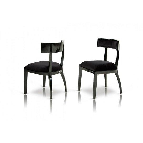 Eisner Modern Side Chair (Set of 2) by Orren Ellis