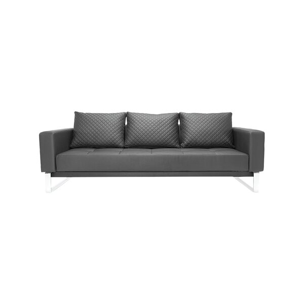 Cassius Quilt Deluxe Convertible Sofa by Innovation Living Inc. Innovation Living Inc.