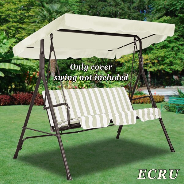 7 Ft. W x 4 Ft. D Patio Gazebo Canopy by Strong Camel