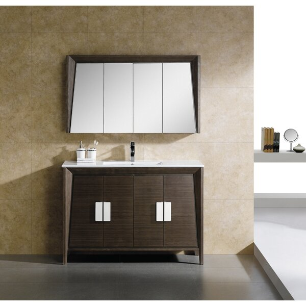 Emerson 47 Single Bathroom Vanity Set by Langley Street