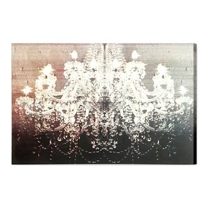 Heart of Glass Graphic Art on Canvas by House of Hampton