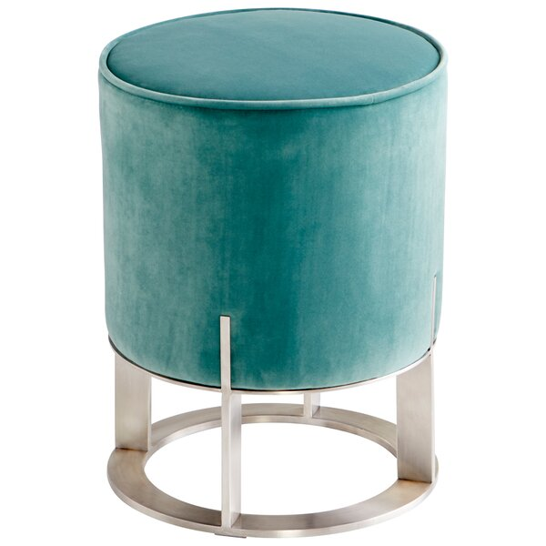 Opal Throne Vanity Stool by Cyan Design