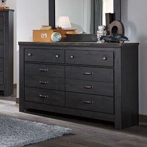 Krystina 6 Drawer Double Dresser