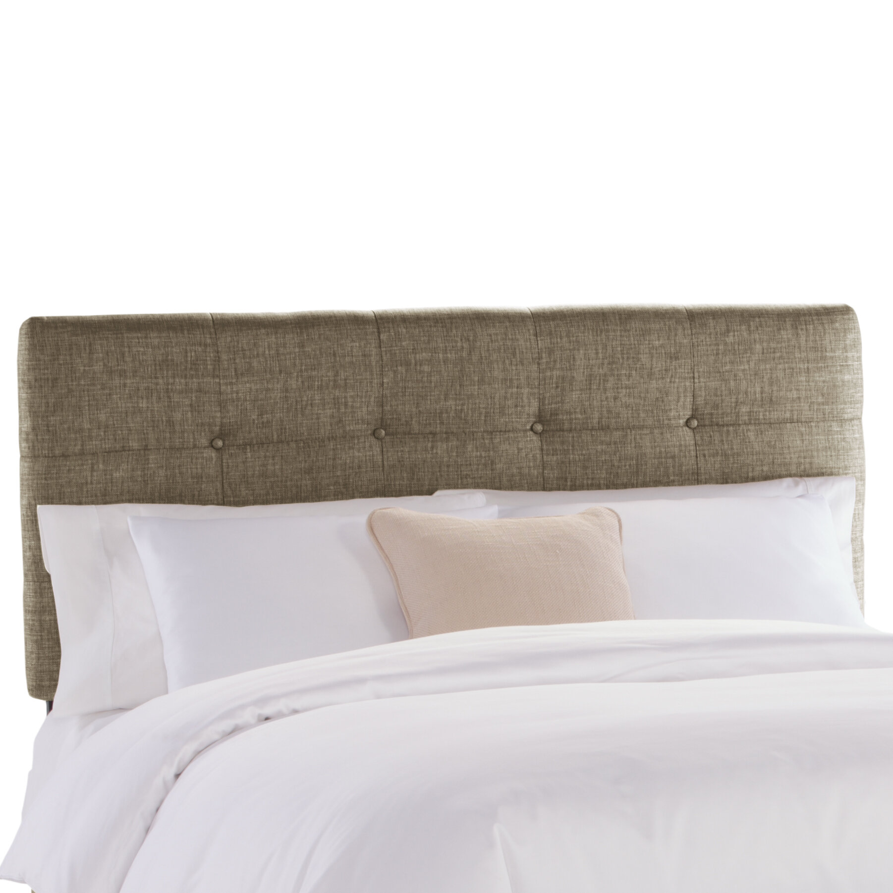 velvet p en full skyline home grey in with furniture buttons button nail pewter linen tufted headboard steel arch