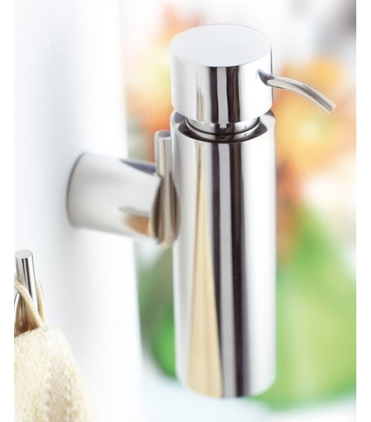 Duo Wall Mount Soap Dispenser by Blomus