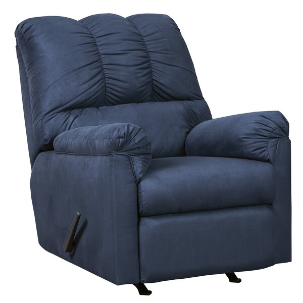 Sagamore Manual Rocker Recliner by Alcott Hill