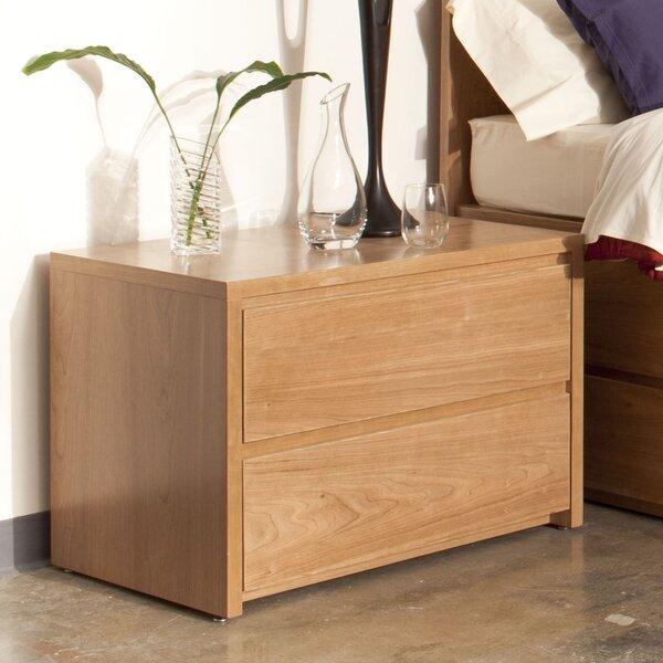 Kadon 2 Drawer Dresser by Orren Ellis